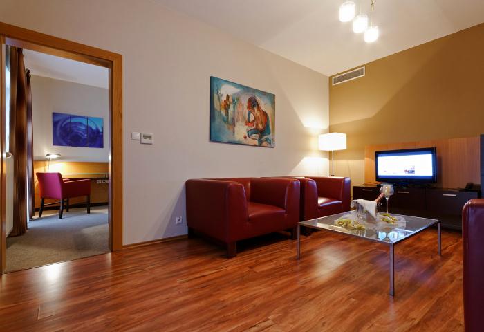 Exkluzívny apartmán - 1